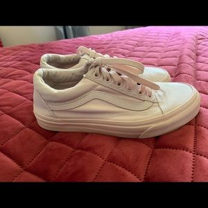 "Vans Shoes - Light pink ""old skool"" vans! 💓"